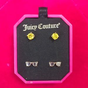 Juicy Couture Sunnies Earrings Set